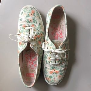 Rifle Paper Co Keds
